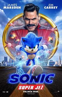 Sonic: Super jež 4DX - titl