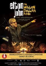 Elton John: The Million Dollar Piano