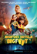 Avanture obitelji Bigfoot 3D - sink