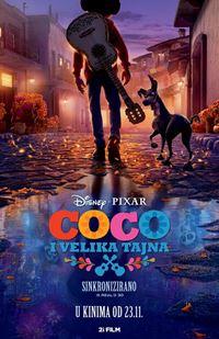 Coco i velika tajna 3D - sink