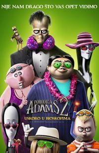 Porodica Adams 2 - sinh