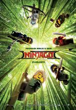 Lego Ninjago Film - sink