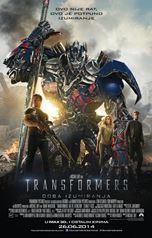 Transformers: Doba izumiranja 3D AURO 3D ZVUK