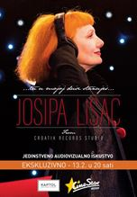 Josipa Lisac...tu u mojoj duši stanuješ