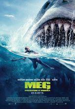 Meg: Predator iz dubina 3D 4DX