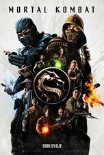 Mortal Kombat IMAX
