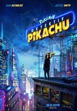 Pokemon Detektiv Pikachu 3D 4DX