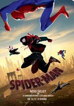 Spider-Man: Novi svijet 3D 4DX - sink